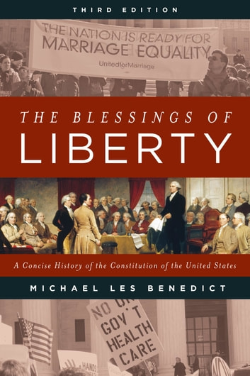 The Blessings Of Liberty Include Fully >> The Blessings Of Liberty Ebook By Michael Les Benedict