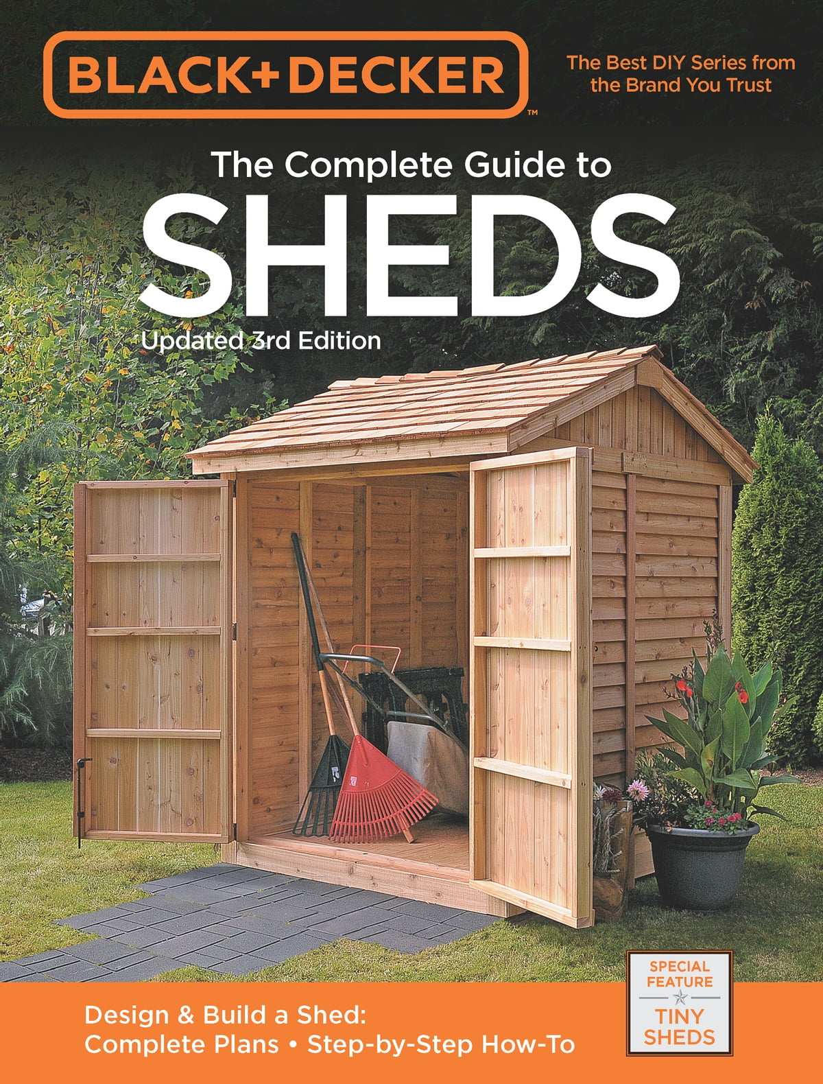 Black & Decker The Complete Guide to Sheds 3rd Edition eBook by Editors of  CPi - 9780760354780 | Rakuten Kobo