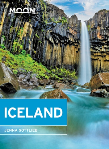 Moon Iceland ebook by Jenna Gottlieb