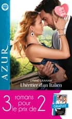 Pack 3 pour 2 Azur - Février 2021 ebook by Lynne Graham, Kandy Shepherd, Carole Mortimer