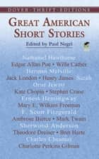 Great American Short Stories eBook by Paul Negri