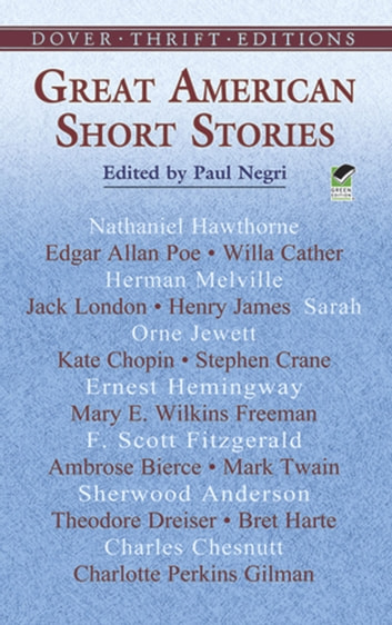 Great American Short Stories ebook by