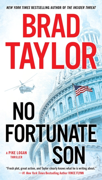 No Fortunate Son ebook by Brad Taylor