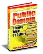 Public Domain: Turning Ideas to Dollars - Learn How to Quickly Profit ebook by Thrivelearning Institute Library
