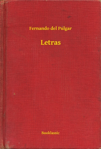 Letras ebook by Fernando del Pulgar