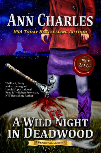 A Wild Fright in Deadwood ebook by Ann Charles