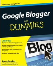Google Blogger For Dummies ebook by Susan Gunelius