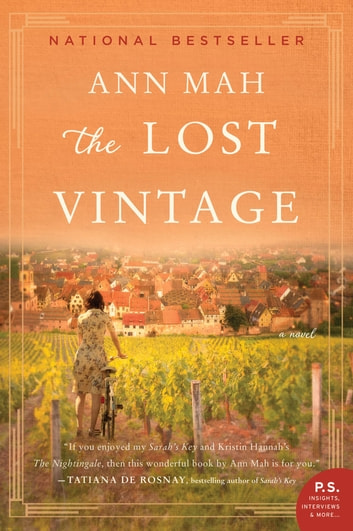 The Lost Vintage - A Novel ebook by Ann Mah