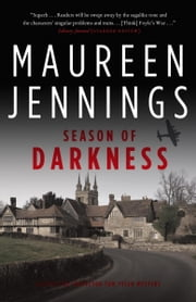Season of Darkness ebook by Maureen Jennings
