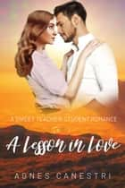 A Lesson in Love ebook by