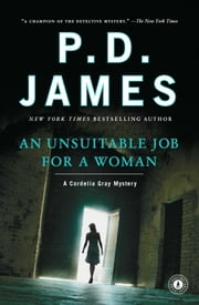 An Unsuitable Job for a Woman ebook by P.D. James