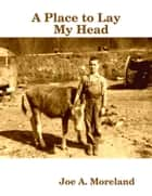 A Place to Lay My Head ebook by Joe A. Moreland