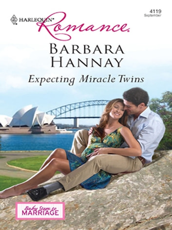 Expecting Miracle Twins ebook by Barbara Hannay