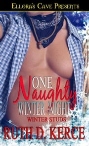 One Naughty Winter Night ebook by Ruth D. Kerce