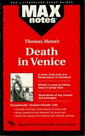 Death in Venice (MAXNotes Literature Guides) ebook by Boria Sax