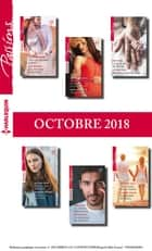 12 romans Passions (nº749 à 754 - Octobre 2018) ebook by Collectif