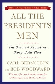 All the President's Men ebook by Kobo.Web.Store.Products.Fields.ContributorFieldViewModel