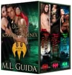 Legends of the Soaring Phoenix ebook by M.L. Guida
