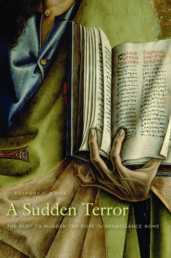 A Sudden Terror - the plot to murder the Pope in Renaissance Rome ebook by Anthony F. D'Elia