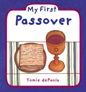 My First Passover ebook by Tomie dePaola