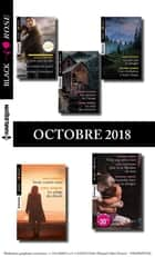 12 romans Black Rose (n°500 à 503 - Octobre 2018) eBook by Collectif