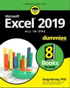 Excel 2019 All-in-One For Dummies ebook by Greg Harvey