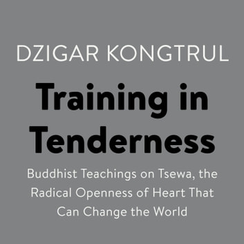 Training in Tenderness - Buddhist Teachings on Tsewa, the Radical Openness of Heart That Can Change the World audiobook by Dzigar Kongtrul