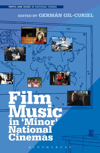 Film Music in 'Minor' National Cinemas ebook by