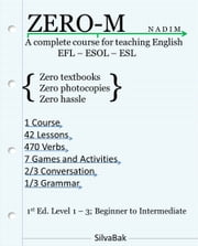 Zero M- EFL without Materials ebook by Nadim