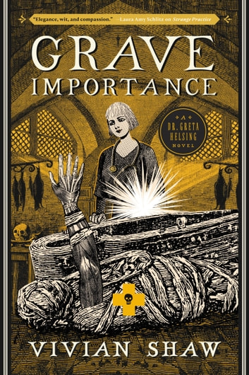 Grave Importance ebook by Vivian Shaw