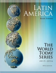 Latin America 2015-2016 ebook by Blair Turner