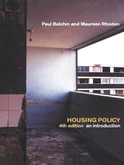 Housing Policy In The United States - An Introduction ebook by Jean Conway,Pete Alcock,Professor Peter Alcock (S Ed)