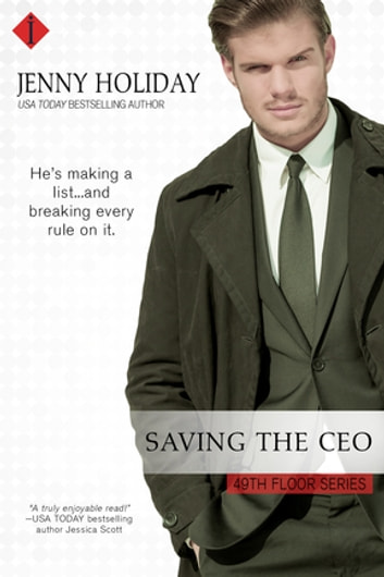 Saving the CEO ebook by Jenny Holiday