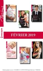12 romans Passions (n°773 à 778 - Février 2019) ebook by Collectif