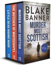 Dead Cold Mysteries Box Set #4: Books 11-13 ebook by Blake Banner