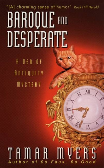 Baroque and Desperate ebook by Tamar Myers