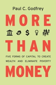More than Money - Five Forms of Capital to Create Wealth and Eliminate Poverty ebook by Paul Godfrey