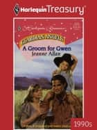 A Groom for Gwen ebook by Jeanne Allan