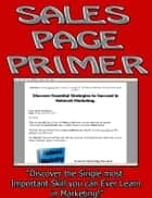 Sales Page Primer ebook by Thrivelearning Institute Library