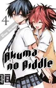 Akuma no Riddle 04 ebook by Yun Kouga,Sunao Minakata
