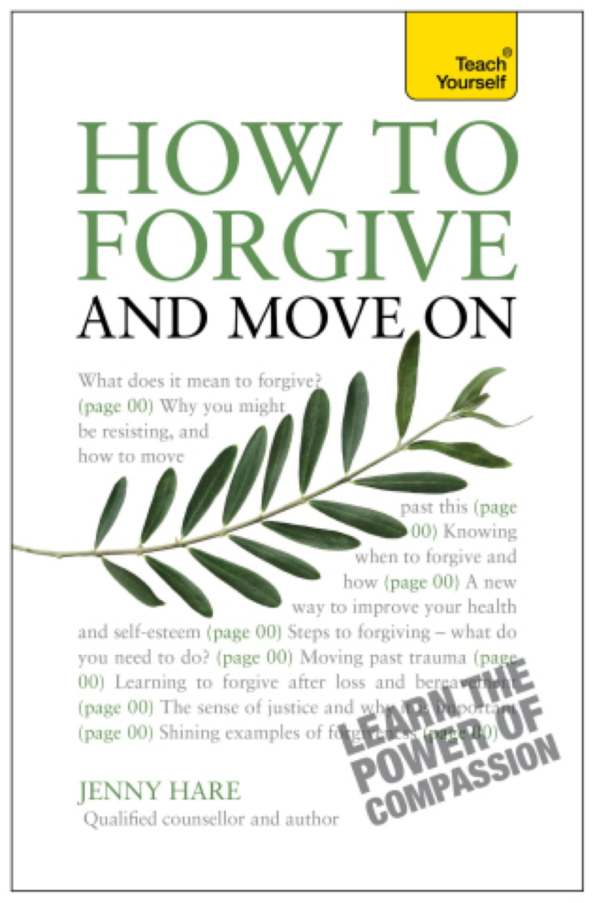 how to forgive the past and move on