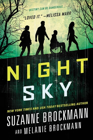 Night Sky ebook by Suzanne Brockmann,Melanie Brockmann