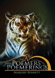 A Poemers Poemerings ebook by Marjory Bennett