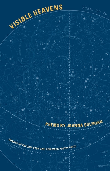 Visible Heavens ebook by Joanna Solfrian