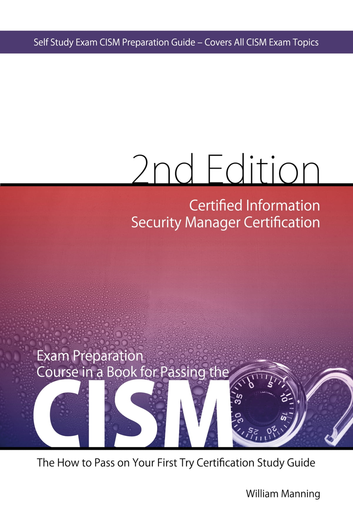 Cissp study guide ebook by eric conrad 9781597495646 rakuten kobo cism certified information security manager certification exam preparation course in a book for passing the cism xflitez Images