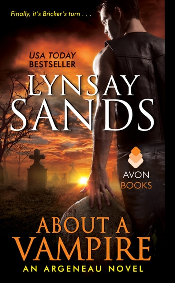 About a Vampire - An Argeneau Novel ebook by Lynsay Sands