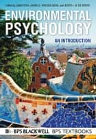 Environmental Psychology ebook by Linda Steg,Agnes E. van den Berg,Judith I. M. de Groot