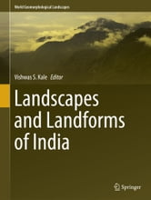 Landscapes and Landforms of India ebook by