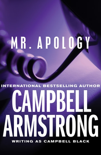 Mr. Apology ebook by Campbell Armstrong