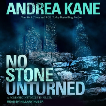 No Stone Unturned audiobook by Andrea Kane
